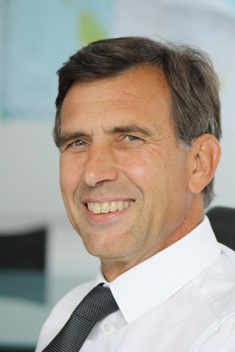 Hartmut Dalheimer, chairman of the German Sanitary Industry Association (VDS)
