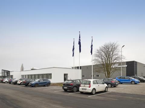 Wihlborgs hyr ut 7 700 m² till Saint Gobain