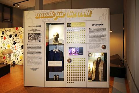 """""""Oh Yeah! Popmusik in Deutschland"""" im Stadtgeschichtlichen Museum Leipzig"""