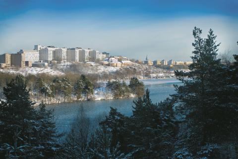 Läget på Södersjukhuset under jul- och nyår 2019/2020