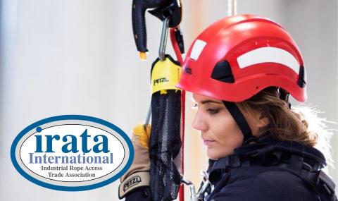 Nu är C2 Vertical Safety IRATA-certifierade