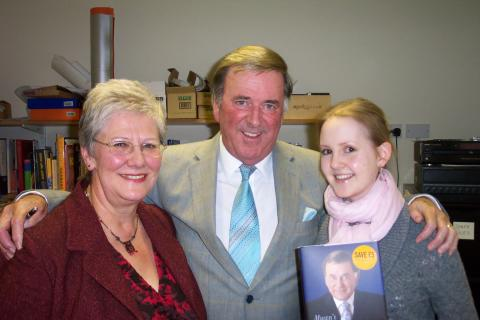Fond memories of Sir Terry Wogan