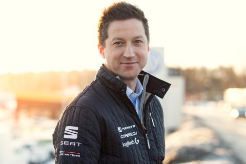 Robert Dahlgren kör STCC för PWR Racing