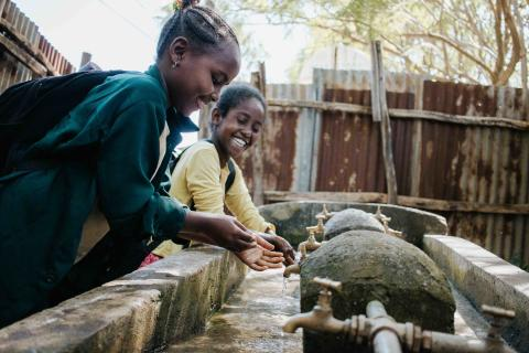 Mit VIVA CON AGUA auf Projektreise in Äthiopien
