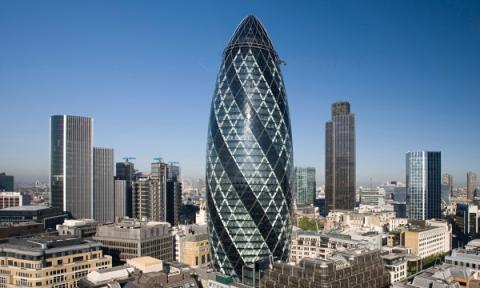 Flexible Working in The City - Serviced Offices in St Mary Axe