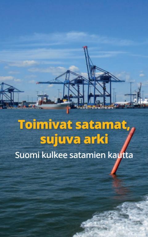 Suomen Satamaliiton esite