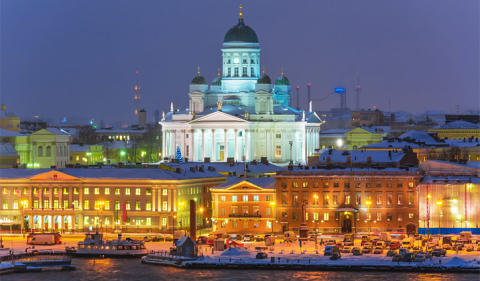 Helsinki oli ensimmäisten mukana tekemässä maailman kaupungeistä älykkäitä avoimen tiedon avulla