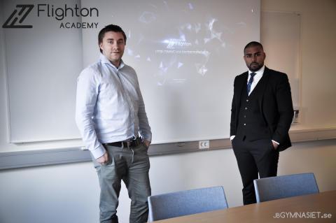 Flighton lanserar en ny utbildningsplattform - Utbildning via entreprenörer