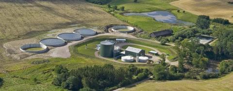Energiseminarium för hållbar utveckling - Grönsaksrester blir till biogas