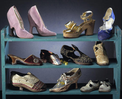 INVITATION: EDIT-A-THON on the theme of shoes, fashion and costume history at the Nordiska museet