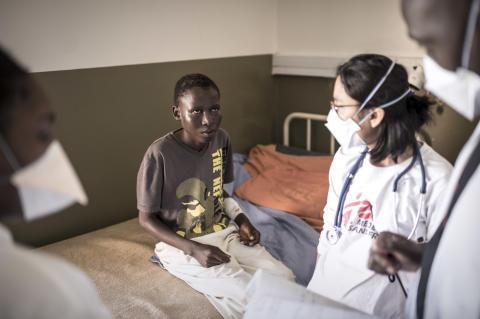 Bara 180 tuberkulospatienter i hela världen får nytt läkemedel