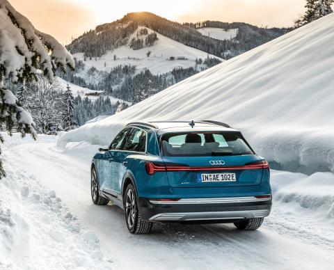 Audi er Danmarks bedst omtalte bilmærke