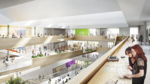 Bygger Norges mest energieffektive skole