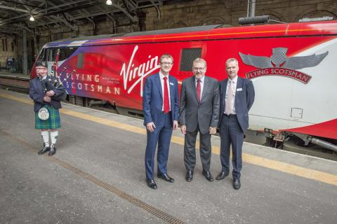 Virgin Trains' new cross-border services prompt surge in bookings
