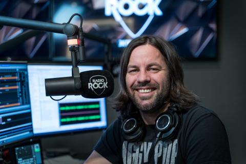 Torkil Torsvik i Radio Rock lager Iron Maiden-podcast med gjester!