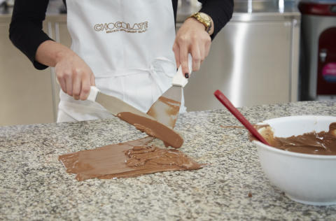 Mondelez' Global Centre for Chocolate Invention in Bournville