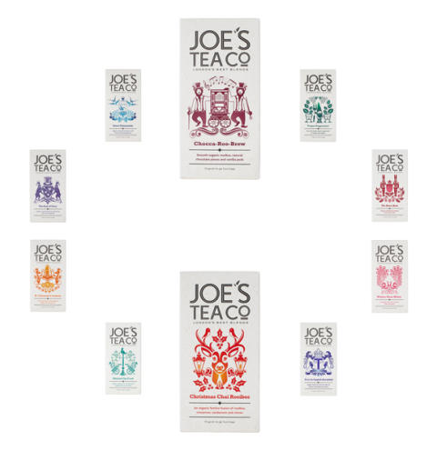 Joe's ekologiska te-kokter får tillökning