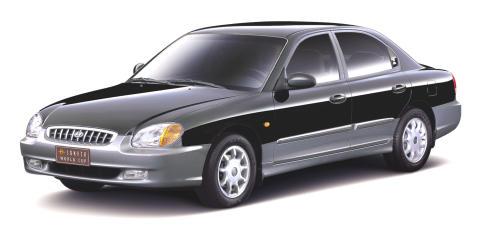 Fjerde generasjons Hyundai Sonata (1998)