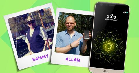 Telias mobilanmeldere tester LG G5