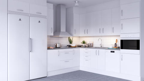 Visualisering av köket