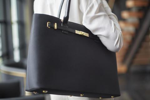 Lady Premium Tote black