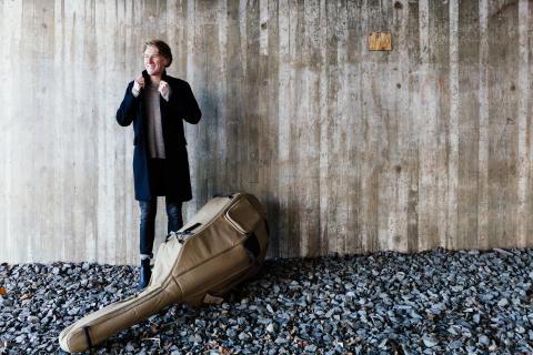 Ludvig Eriksson, examenskonsert i jazz på Kungl. Musikhögskolan 5/3 2015