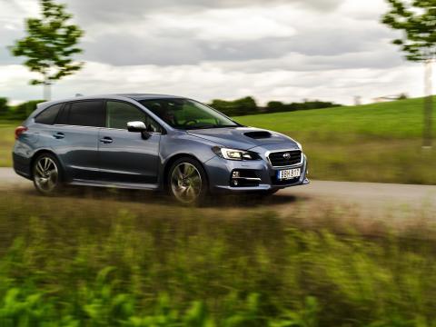 Sveriges mest nöjda bilägare kör Subaru