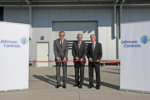 Johnson Controls plant in Zwickau now the largest production site for Start-Stop batteries