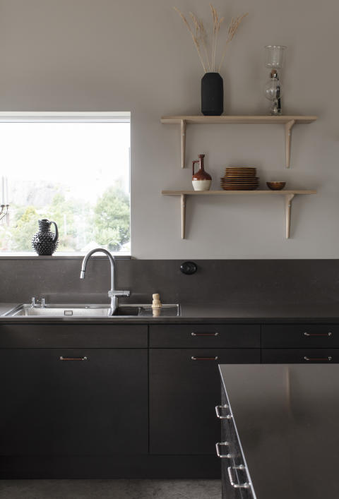 Silestone Calypso Kitchen Photo @alicej.se