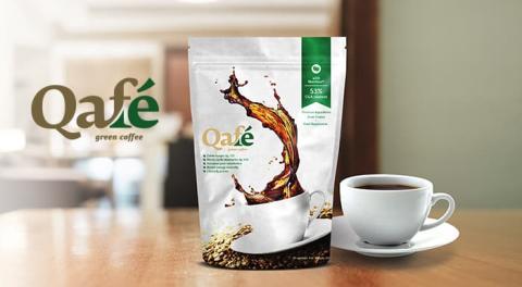 Qafé и Nutriose® - зеленый кофе и пребиотическое волокно