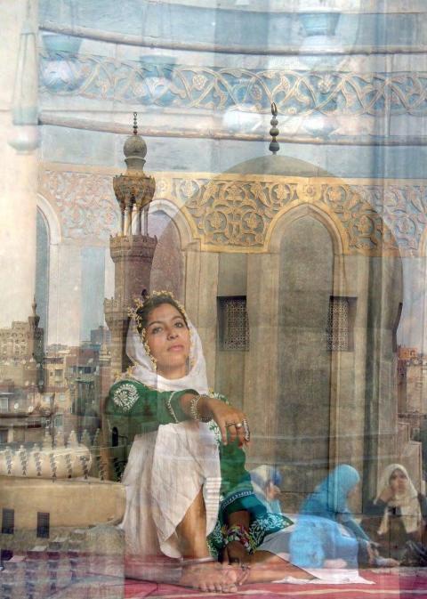 Samtal om A Story About Her – porträtt från Mellanöstern och Nordafrika