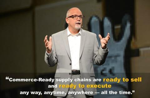 Manhattan Associates' CEO Eddie Capel Reveals Essential Elements for Commerce-Ready Supply Chains