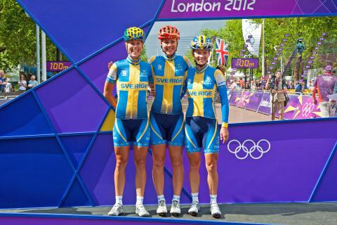 Holländsk favorit seger i damernas OS-linjelopp, Emma Johansson sexa
