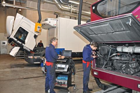 Scania Danmark nomineret til miljøpris