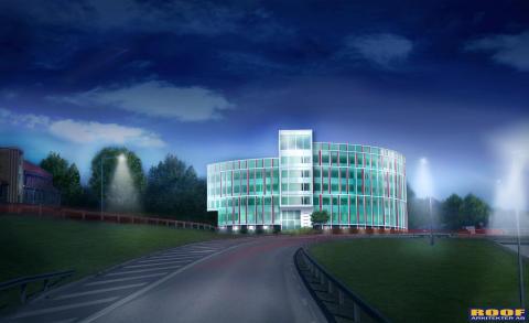 Aspholmen Fastigheter bygger kontorshus med Cityläge i Örebro