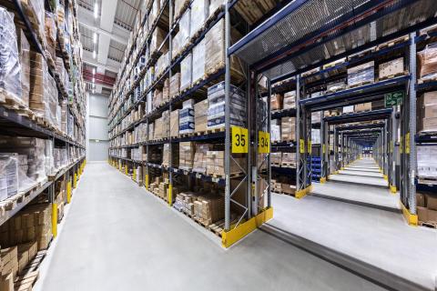 Digitalisierung im Warehouse