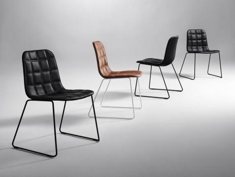 BOP – en exklusiv stol för konsertsalar och andra rum
