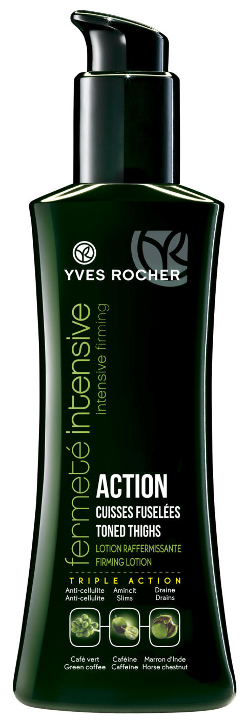 Minceur Intensive - Action Toned Thighs - Firming Lotion