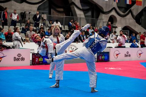 Världseliten inom taekwondo gör upp i Helsingborg