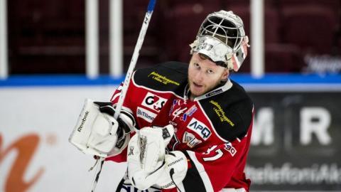 Malmö Redhawks förlänger med succémålvakt