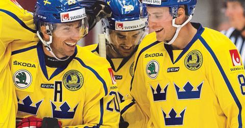 """Sweden Hockey Games blir """"Beijer Hockey Games"""""""