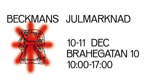 Beckmans julmarknad