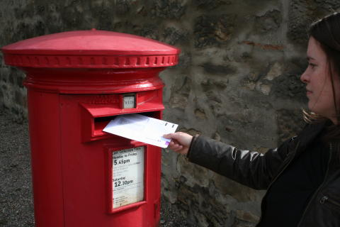 Elgin North by-election - take care of your postal vote.