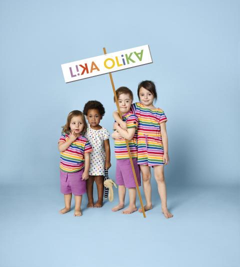 Alla barn är lika olika!