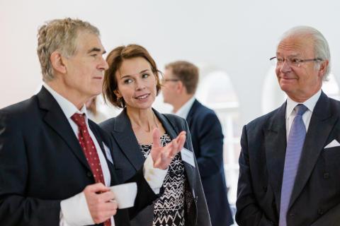 Karl Henrik Robèrt, Anna Borgeryd, HMK