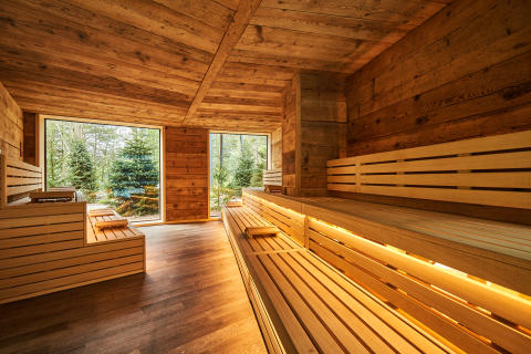 Introducing Aqua Sana, Ireland's First Forest Spa