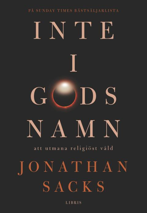 Aktuell bok av Jonathan Sacks