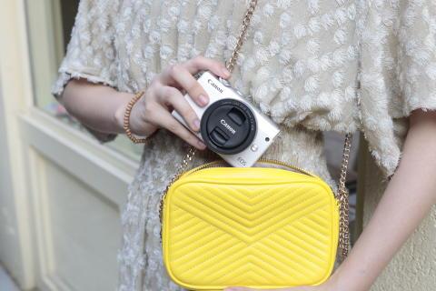 Canon EOS M200 gjør det enkelt å ta profesjonelle bilder