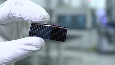 Audi utvecklar solcellstak i samarbete med Hanergy