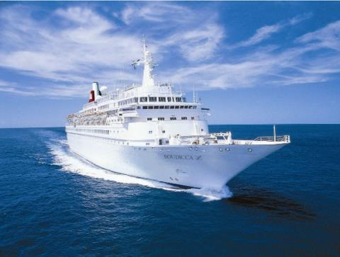 Fred. Olsen Cruise Lines commences second cruise season from Belfast with Boudicca